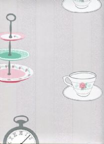 Little Luxuries Alice Wallpaper LL00256 By Smith & Fellows For Portfolio